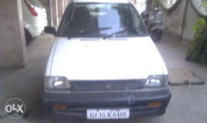 Godhra RTO Passed Maruti 800 Car Sale in Ahmedabad