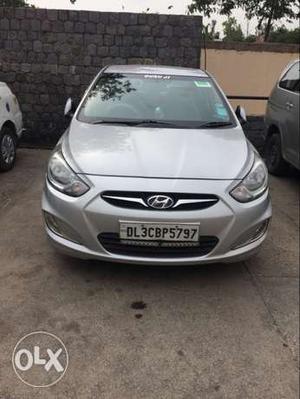 Hyundai Verna cng  Kms  year