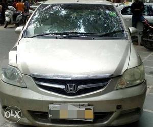 Honda City Zx Vtec, , Cng