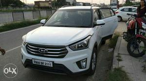 Hyundai creta Others diesel  Kms  year