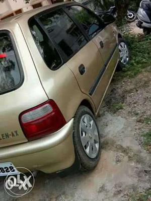 Maruti Zen Auto gear CNG.