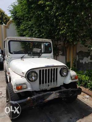 Mahindra Thar diesel 2 Kms  year