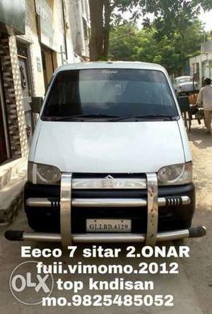 Maruti Suzuki Eeco 7 Str, , Cng