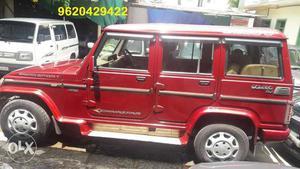 Mahindra Bolero Slx Bs Iv, , Diesel
