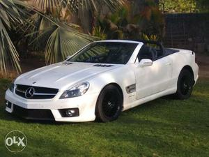 Mercedes Benz SL 55 AMG Sports Convertible