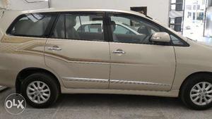 Innova Z Model  available on sale