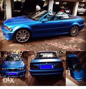 BMW M3 petrol  Kms  year