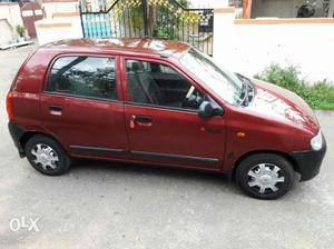 Maruti Suzuki Alto petrol  Km single owner TN 03 D