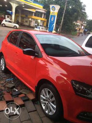 Volkswagen Polo GT Tsi automatic  Kms
