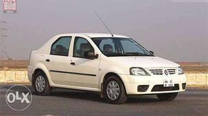 Mahindra Renault Logan petrol  Kms
