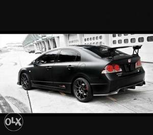 modified honda city black | Cozot Cars