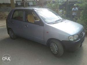 Maruti Suzuki Alto, , Petrol