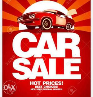 Sale your car here,Get best price of your car,