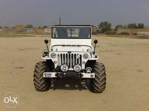 Smart good looking Jeep ready on the order
