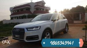 Audi Q7 45 Tdi Technology Pack + Sunroof, , Diesel
