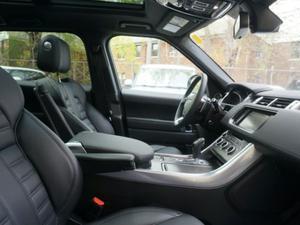 Selling  Land Rover Range Rover Sport Utility full