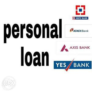 Get personal loan through HDFC or Axis bank