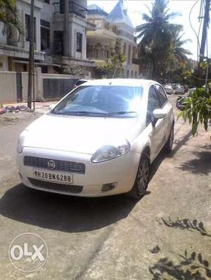 Fiat grand punto car for sale in aurangabad in good