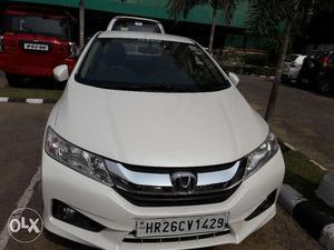 Honda City V-MT April