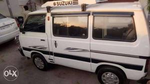 Maruti Suzuki Omni lpg  Kms
