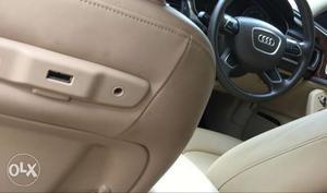 Audi A6 diesel  Kms  year.