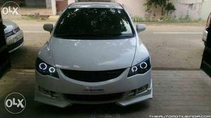 Honda Civic petrol  Kms  year