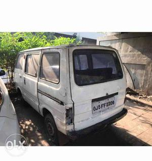 Maruti Suzuki Omni Cargo Lpg Bs-iii, , Lpg
