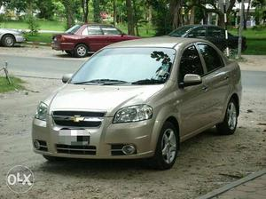 Family Used Chevrolet Aveo petrol  Kms  year