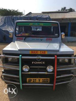 Force toofan in good condition