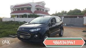 Ford Ecosport Titanium 1.5 Ti Vct At, , Petrol