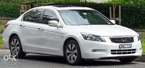 Wanted Honda Accord  And Above