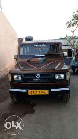 Sell my force toofan  year  km drive