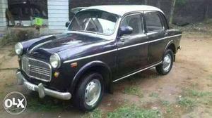 Vintage Fiat selecr petrol  Kms  year