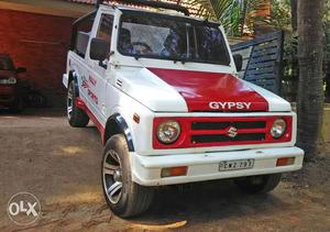 Fully Modified Diesel Gypsy which gives a millage of 18 per