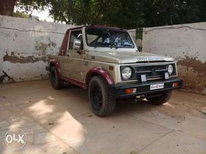 Maruti Suzuki Gypsy King Ht Bs-iv, , Petrol