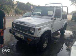 Maruti Suzuki Gypsy King Ht Bs-iv, , Diesel