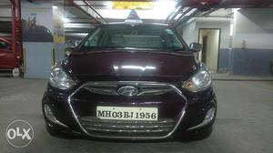 Hyundai Verna Fluidic 1.6 Crdi Sx Opt At, , Diesel