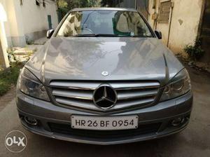 Mercedes-benz C-class 220 Cdi Elegance At, , Petrol