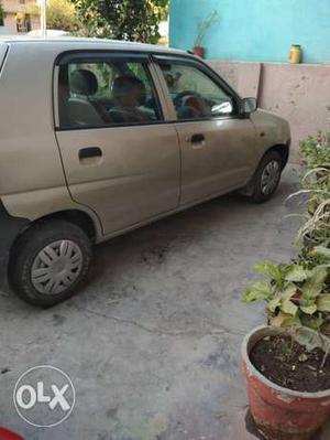 Maruti Suzuki Alto Lxi petrol  Kms  year