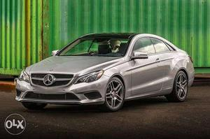 Mercedes-benz E-class, , Petrol