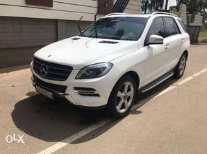 Mercedes-Benz Ml Class diesel  Kms