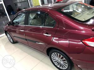Maruti Suzuki Ciaz petrol  Kms