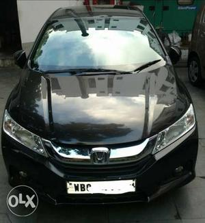 Honda City Automatic with sunroof petrol top end  Kms