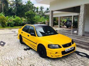 Honda City petrol  Kms