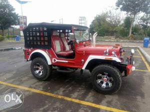 Awesome brand new jeep available in Vadodara