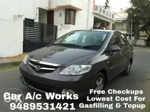 Car Ac Gas Filling & Topup