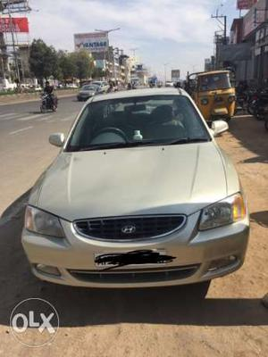 Hyundai Accent cng  Kms