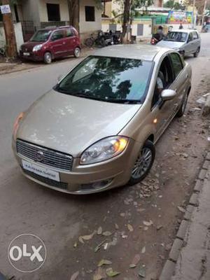 Fiat Linea Emotion top end model Petrol