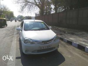 Toyota Etios cng  Kms  year