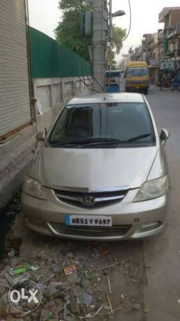 Honda City Zx cng  Kms